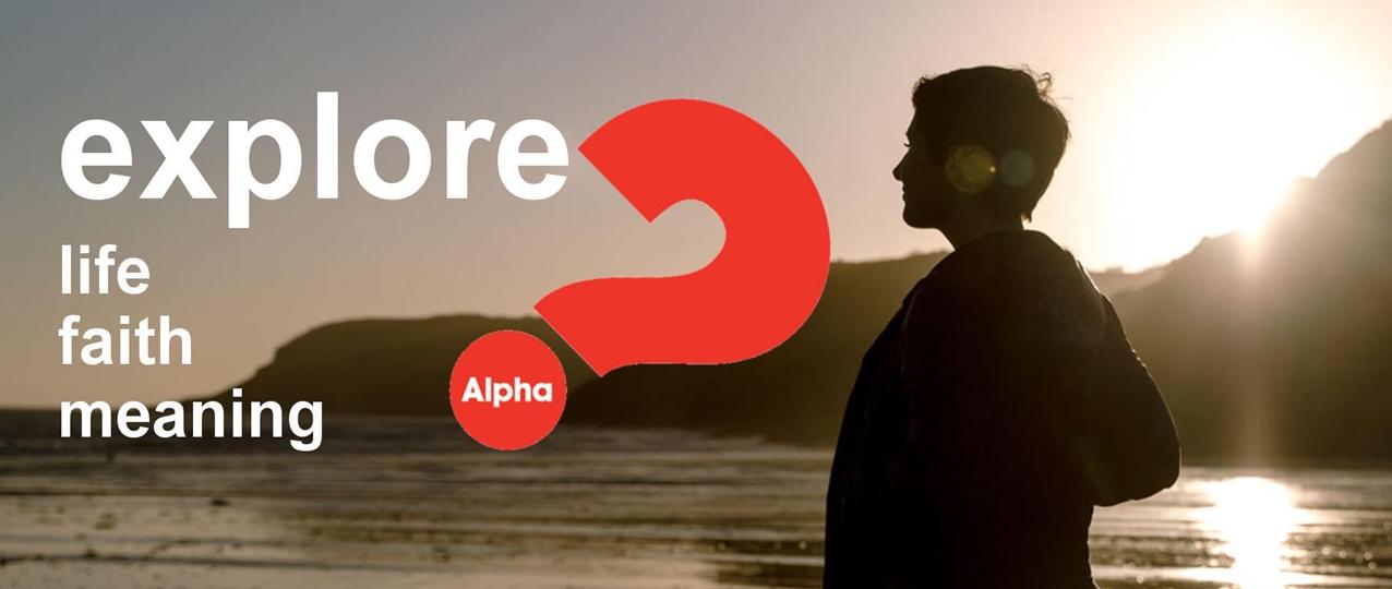 Alpha course image